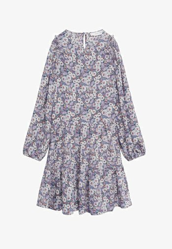 ODETTE - Robe d'été - purple
