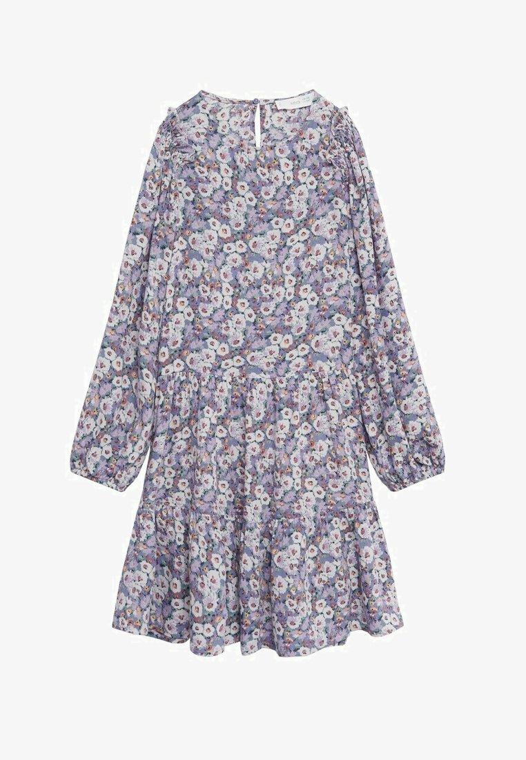 Mango - ODETTE - Day dress - purple