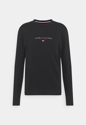 ESSENTIAL CREWNECK - Collegepaita - black