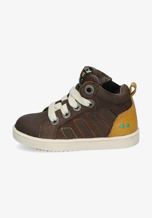 POL PIT  - Baby shoes - brown