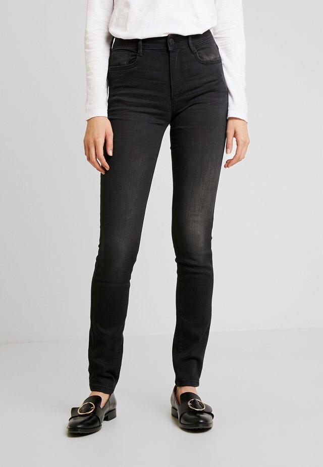 KATE - Skinny džíny - stone grey denim