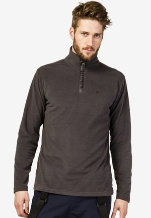 PERFECTY - Fleece jumper - anthracite