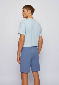 BOSS - Shorts - open blue