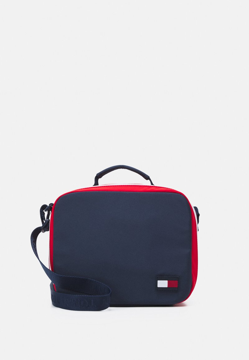 Tommy Hilfiger - YOUTH LUNCH BOX UNISEX - Across body bag - blue