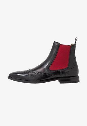 ALEX - Kotníkové boty - black