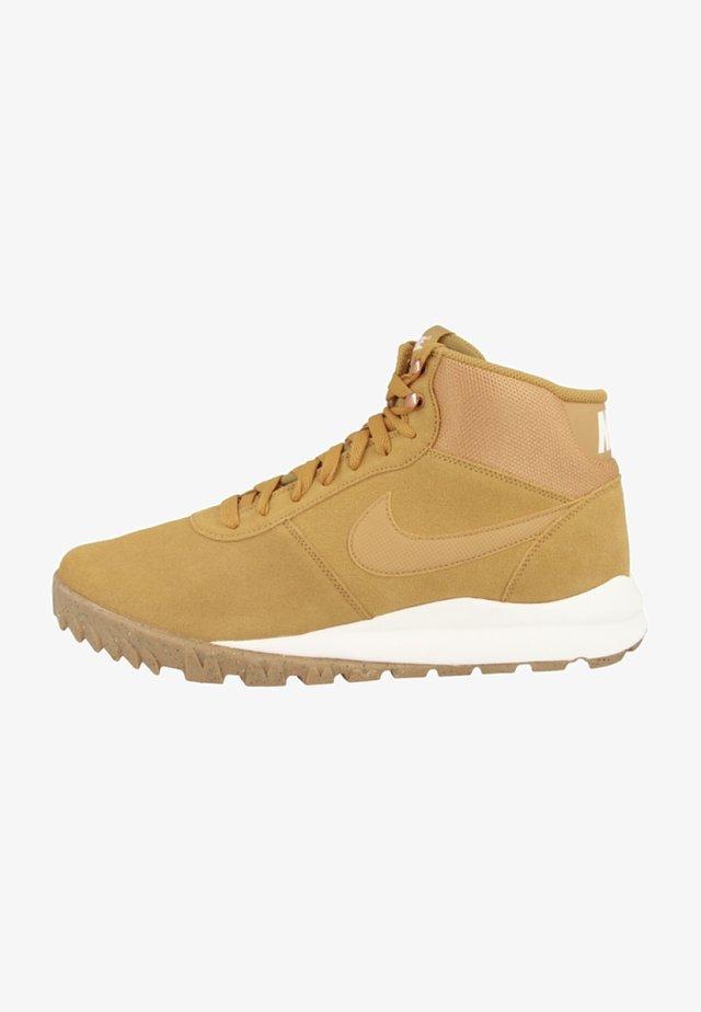 HOODLAND - Sneakersy wysokie - beige