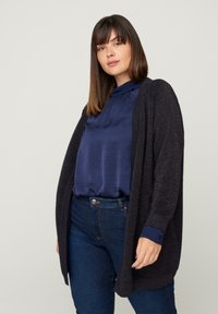 Zizzi - Cardigan - dark blue - 0