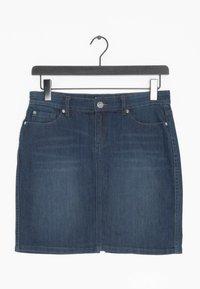 Montego - Spódnica jeansowa - blue - 0