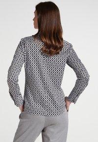 Eterna - MODERN CLASSIC - Button-down blouse - black - 1