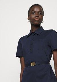 Tory Burch - POLO DRESS - Maxi dress - navy - 3