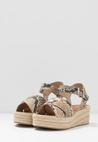 ALDO - TINEVIEL - Loafers - natural