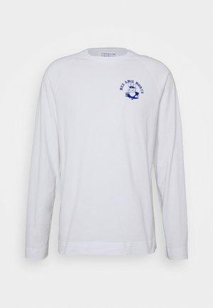 LECTURE AMIS - Långärmad tröja - white