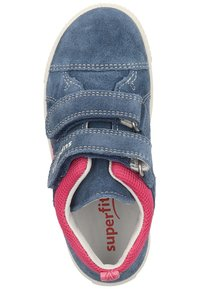 Superfit - Touch-strap shoes - blue/pink - 1