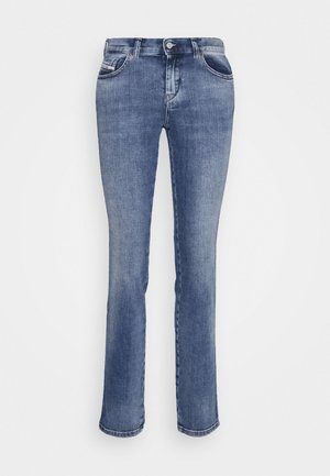 D-SANDY - Jean slim - blue denim