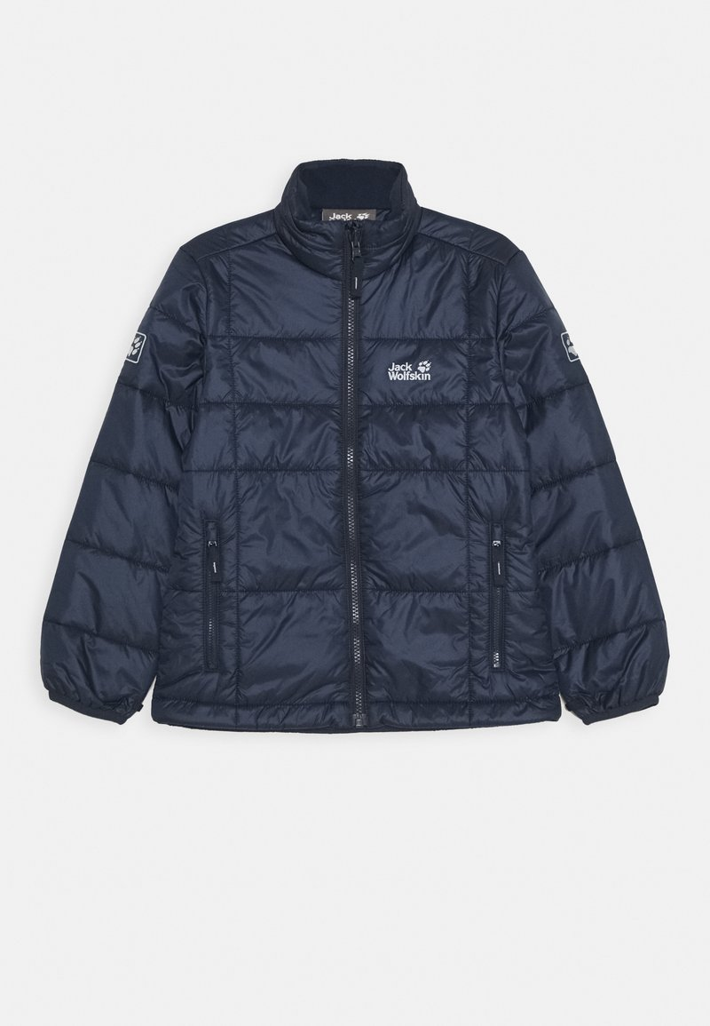 Jack Wolfskin - ARGON JACKET KIDS - Outdoor jacket - night blue