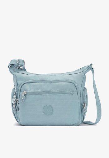 GABBIE S - Across body bag - blue