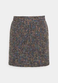 YAS - YASSMILLA MINI SKIRT - Mini skirt - black - 0
