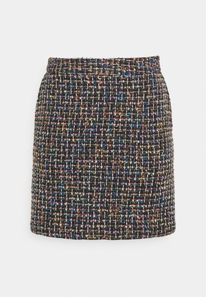 YASSMILLA MINI SKIRT - Spódnica mini - black