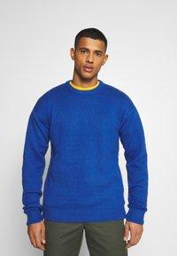 YOURTURN - UNISEX  - Stickad tröja - royal blue - 2