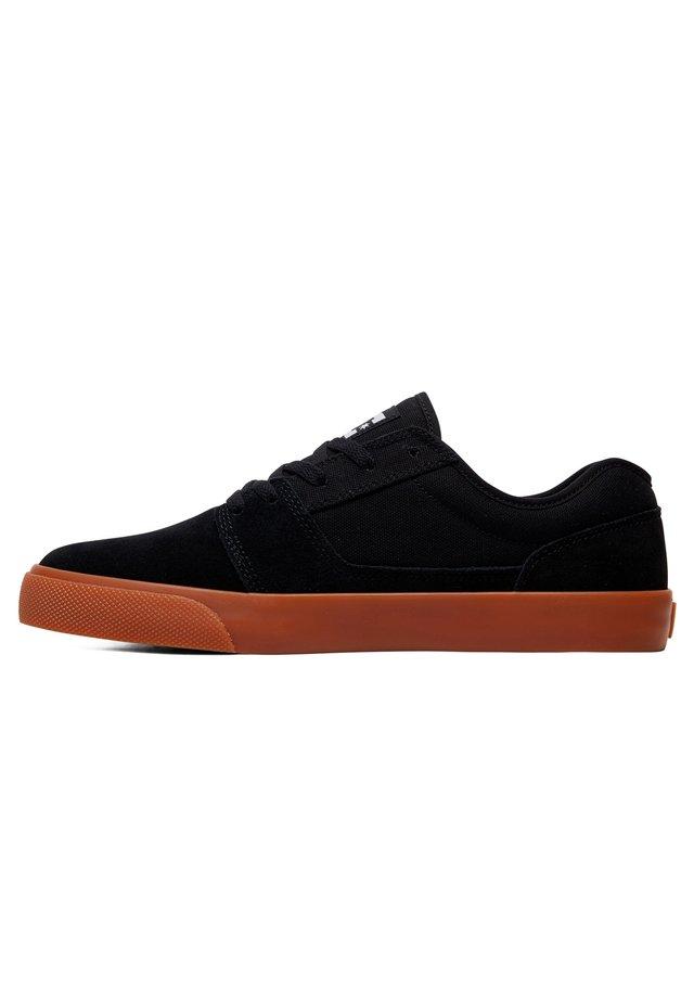 TONIK - Baskets basses - black/black/gum
