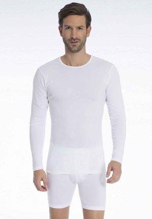 MIT FUNKTIONALEM RÜCKEN - Undershirt - white