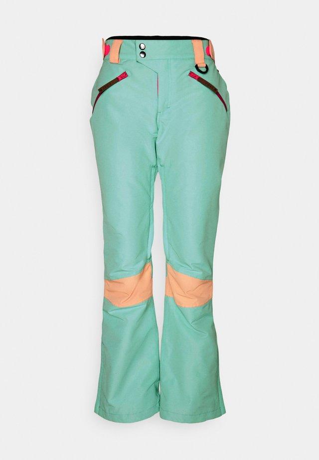 1080 WOMEN'S PANT - Pantalon de ski - mint