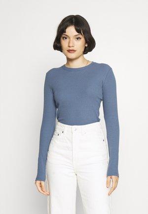 ALEXA - Long sleeved top - china blue