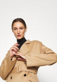 Theory - BELT COAT LUXE - Classic coat - palomino - 4