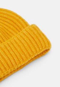 Topman - CHUNK FLUFF BEAN - Beanie - yellow - 2