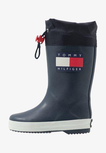 UNISEX - Stivali di gomma - blue