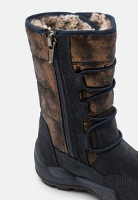 Primigi - Winter boots - notte/bronzo - 5