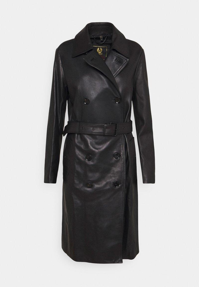 Belstaff - GRETA - Trenchcoat - black