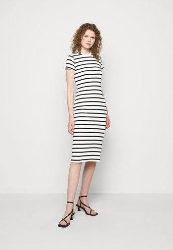 PIMA - Jersey dress - nevis/black