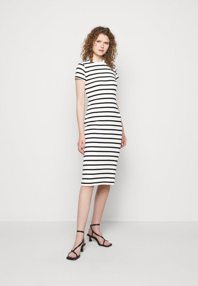 PIMA - Sukienka z dżerseju - nevis/black