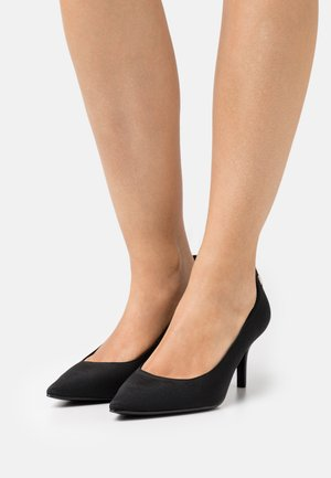 ESSENTIAL MID HEEL - Klassiske pumps - black
