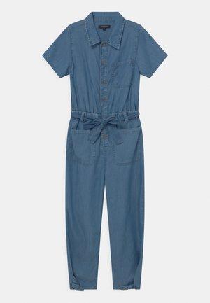 TEENAGER - Jumpsuit - mid blue denim