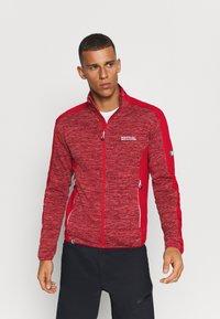 Regatta - COLADANE - Fleece jacket - tru red - 0
