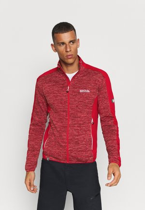 COLADANE - Fleece jacket - tru red