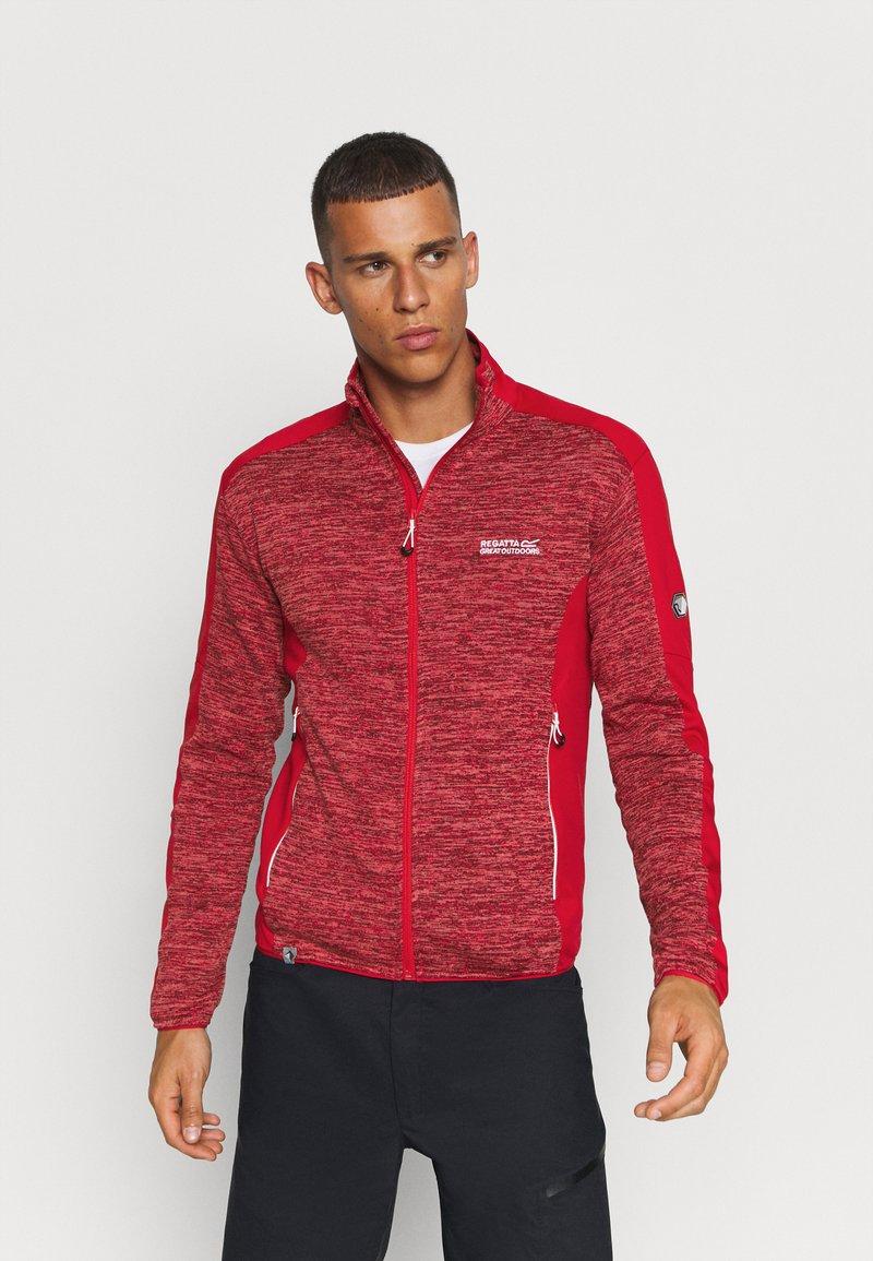 Regatta - COLADANE - Fleece jacket - tru red
