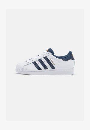 SUPERSTAR UNISEX - Sneakers laag - white