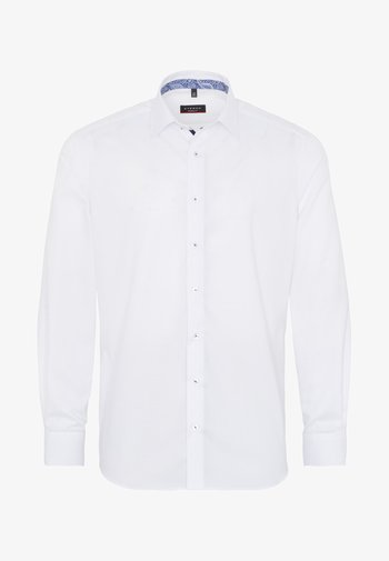 FITTED WAIST - Formal shirt - white