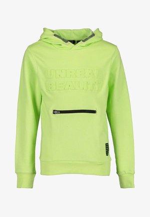 UNREAL FUTURE - Hoodie - light green