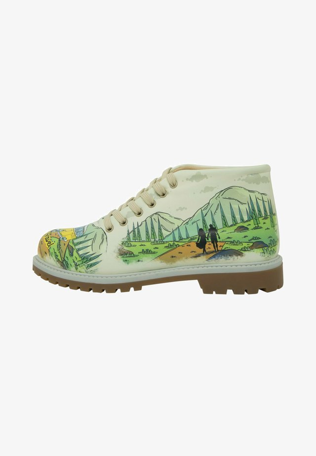 LET'S GO ON A TRIP - Sneakers laag - multicolor