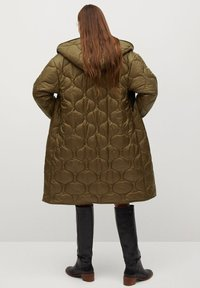 Mango - GAMBA - Winter coat - khaki - 2