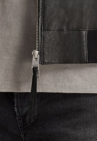 AllSaints - KINO  - Leather jacket - black - 2
