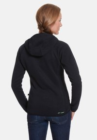 Jeff Green - ANNE - Fleece jacket - black - 1