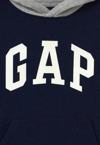 GAP - BOYS ARCH  - Kapuzenpullover - blue navy - 2