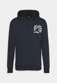 PS Paul Smith - HOODY SHATTER - Hoodie - royal blue - 4