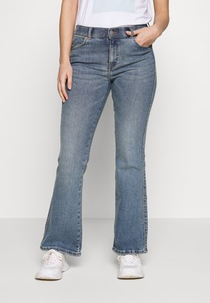 SONIQ - Flared jeans - west coast