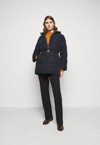 Claudie Pierlot - GIROFLE - Winter coat - marine - 1